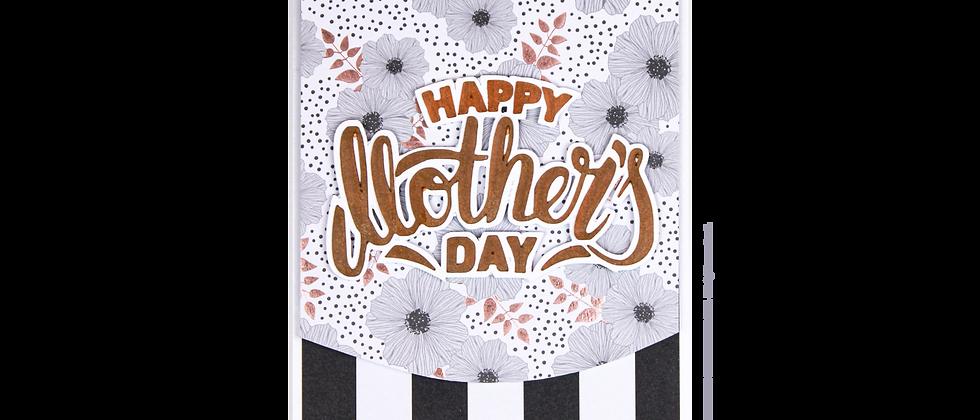 Happy Mother's Day - Bronze