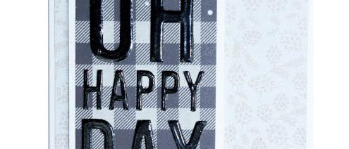 OH Happy Day - Grey