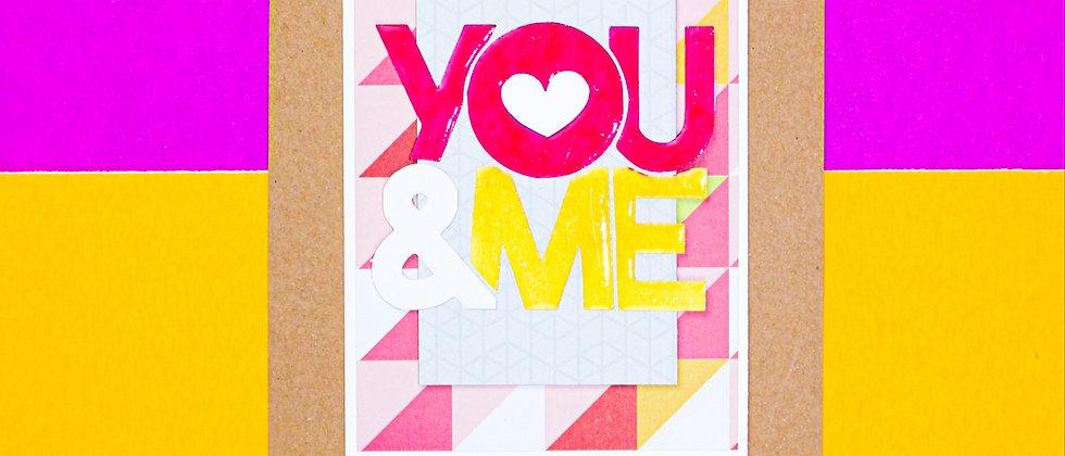 You&Me - Geometric
