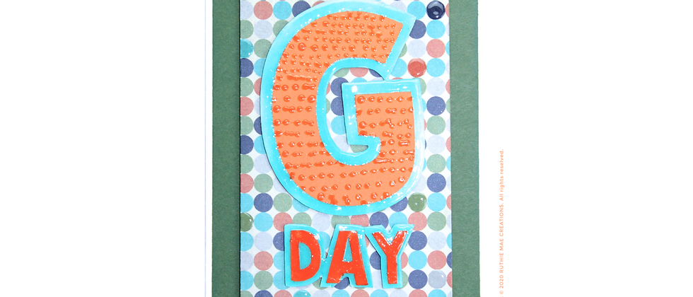 "Happy ""G"" Day"