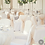 Thumbnail: White Stretch Chair Covers