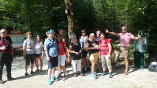 Ausflug der Zweigstelle OÖ in den Tierpark Grünau
