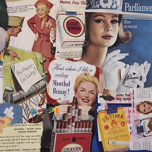 Decaroline carte-postale Lucky