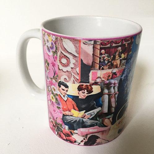 Decaroline Mug Keep French Cancan