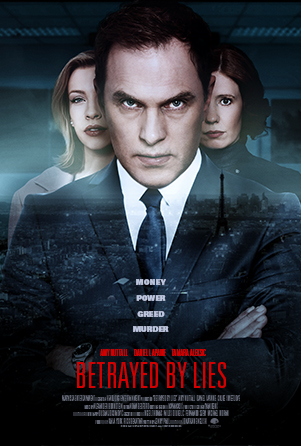 Betrayed By Lies poster