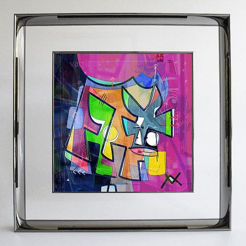 VanLuc Digital Art Vache de Muse