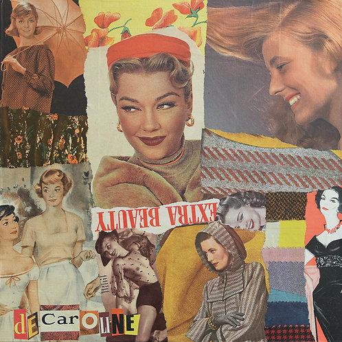 Decaroline carte-postale Extra beauty