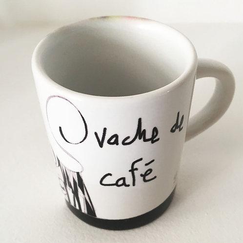 VanLuc Tasse expresso Vache de café