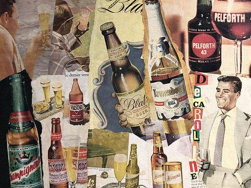 Decaroline Tableau Bières