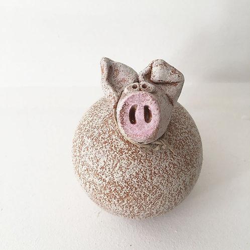 Création animaux Le Cochon Siffleur