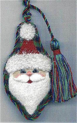 Santa tassel