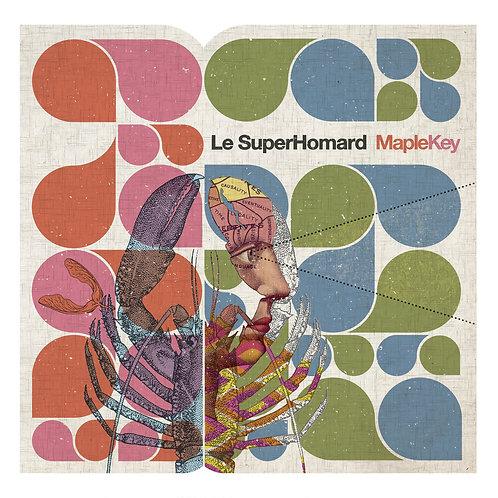 Le Super Homard Maple Key 10-inch vinyl LP