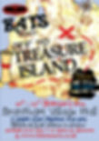 Flyer for the BATS production of Off to Treasure Island
