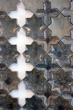 Star & Cross Detail