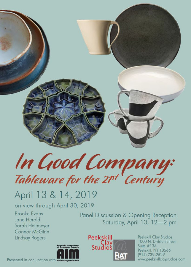 In Good Company: Tableware for the 21st Century