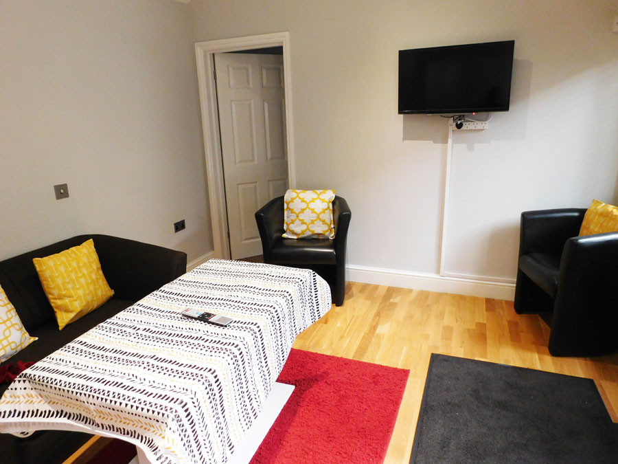 Furnished Rental Apartments