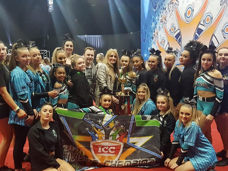 ICC NORTHERNS COMPETITION