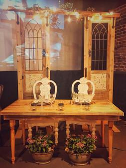 Our Rustic Altars