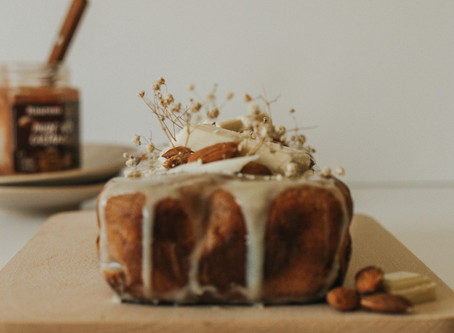 5 ingredients sweet chestnut cake