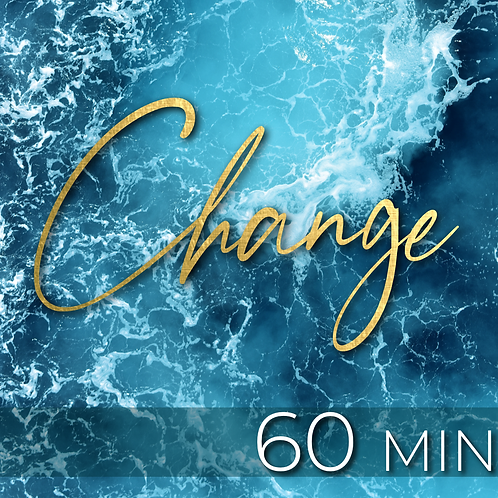 Private Change session 60min