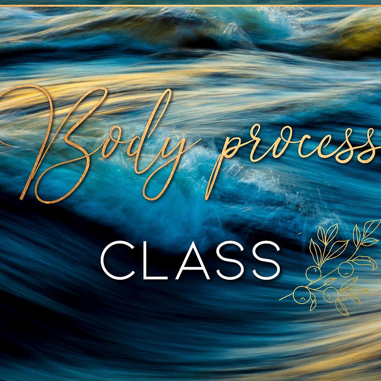 Body Process Class | Afternoon