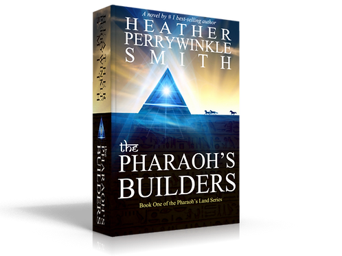 The Pharaoh's Builders by Heather P Smith - Available on Amazon!