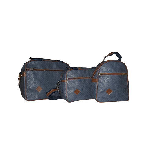 Kit Bolsa Maternidade - Jeans