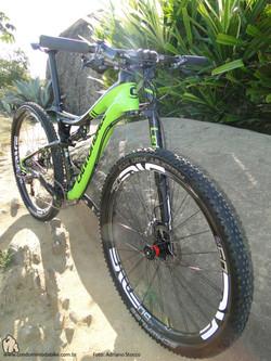 27 Bike Colirio Cannondale Scalpel CFR Custom