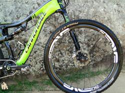 22 Bike Colirio Cannondale Scalpel CFR Custom