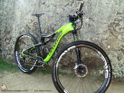 12 Bike Colirio Cannondale Scalpel CFR Custom