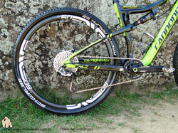 21 Bike Colirio Cannondale Scalpel CFR Custom