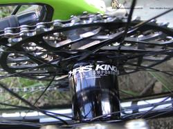 19 Bike Colirio Cannondale Scalpel CFR Custom