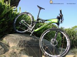 28 Bike Colirio Cannondale Scalpel CFR Custom