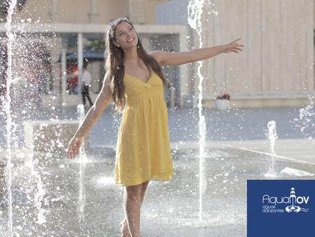 Aguas danzantes, un símbolo que permanece en el tiempo