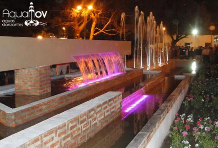 Plaza 12 de Octubre - La Calera