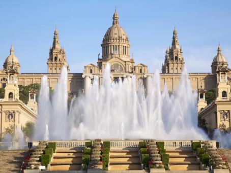 La Fuente Mágica de Montjuïc, uno de los espectáculos más alucinantes del mundo