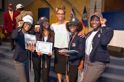 YBW Ambassadors Graduate from High School