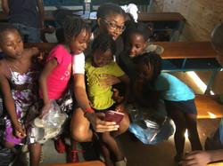 Haiti Lauren and Girls
