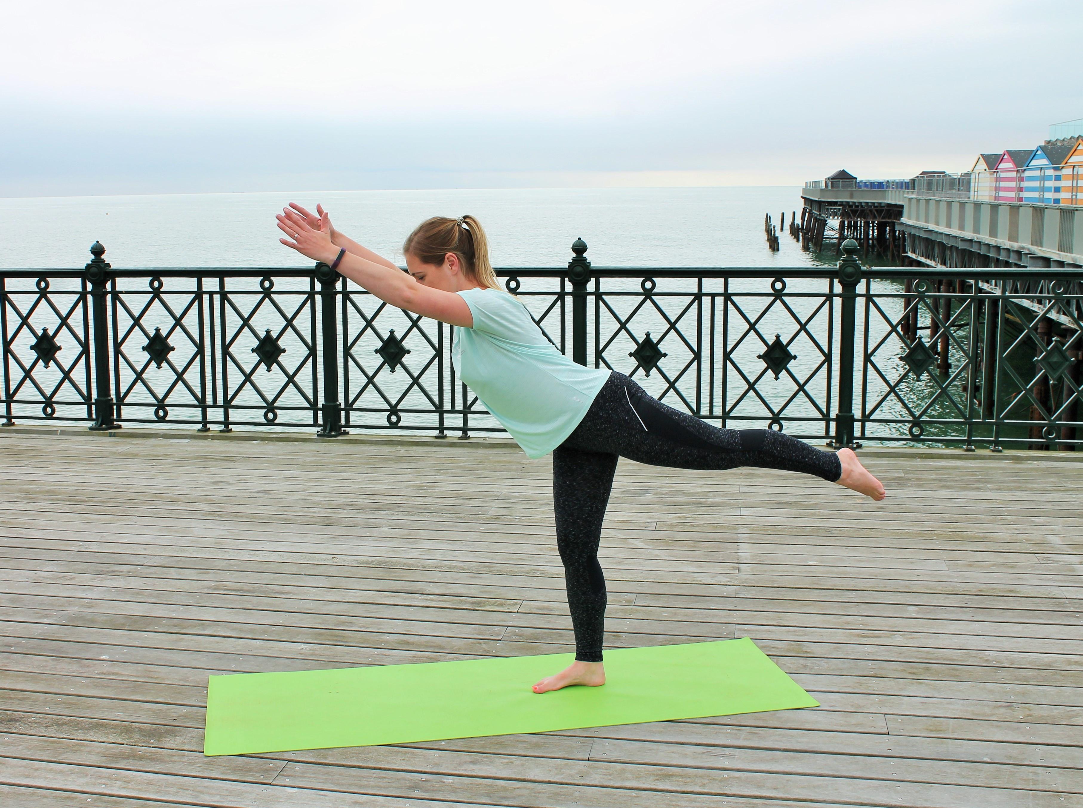 Pilates - Autumn Term