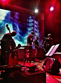 With Orkstar Trio, SUBSTATION, SG
