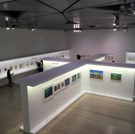 Cambio de luces, exposició col·lectiva