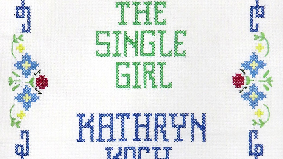 """3""""X3"""" Single Girl Magnet"""