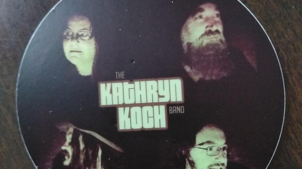 Kathryn Koch Band Sticker