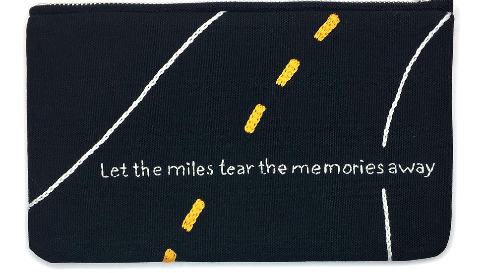 Miles & Memories Lyric Bag