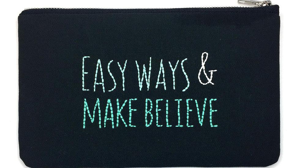 Easy Ways Lyric Bag