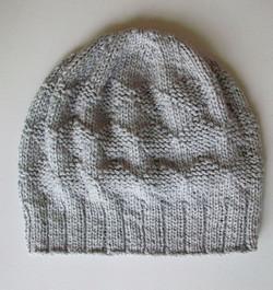 Slouchy Diamond Hat