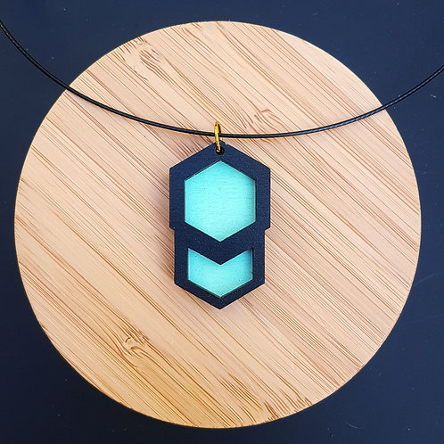 """Collier """"whynot 3d"""""""