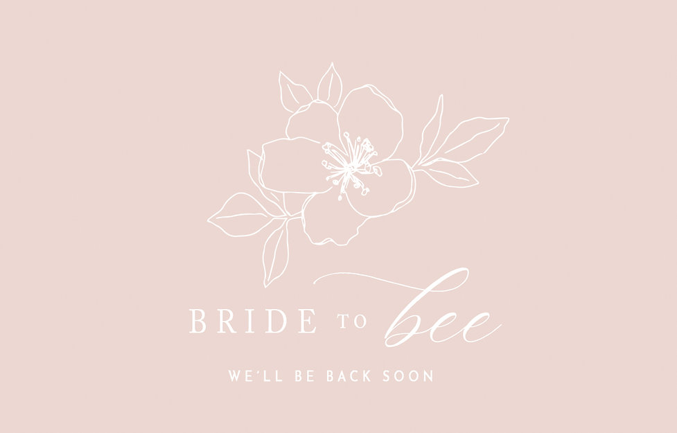 Bride to bee landing page.jpg