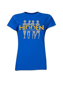 Hidden Figures Women's Conference T-Shirt