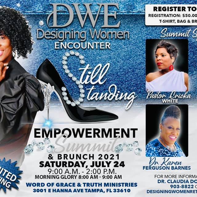Designing Women's Empowerment Summit & Brunch 2021